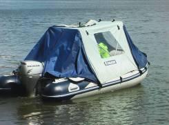 Лодка Honda marine T35 с мотором Honda BF15D