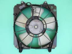 Вентилятор охлаждения радиатора Honda Civic,4D/5D/FD1/FD2, R16A/R18A/R2