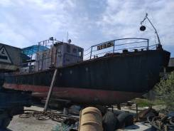 Продается катер водолазный «ЛОТ-2»