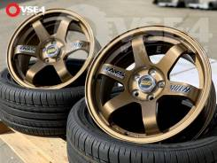NEW! # ROTA GRID VOLK Racing TE37 R16 7J 5x100 Bronze [VSE-4]