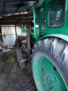 ЛТЗ Т-40АМ. Трактор т-40