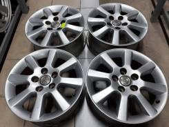 "Оригинальные Тойота на 16"" 6.5j (5*114.3) ет+45 цо60.1мм"