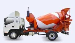 JAC N120. 2,4 м3 (АБС) Автобетоносмеситель Миксер Бетоновоз 12 тонн, 3 760куб. см., 2,40куб. м. Под заказ