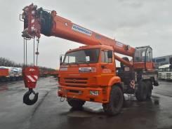 Клинцы КС-55713-5К-4. Продаю кран 25 тонн в лизинг (55713-5к-4), 11 762куб. см., 35,00м.