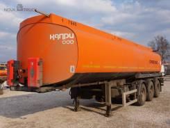 Капри. Полуприцеп цистерна ГСМ 96392, 24 500кг.