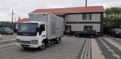 Isuzu Elf. Грузовой фургон ., 4 300куб. см., 3 000кг., 4x2