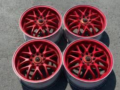 Японские редкие спорт-диски от Crimson Racing Sparco NS2 R14 4*100!