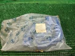 Патрубок УАЗ-452/469 дв.417(90 л.с) радиатора комплект 3шт. синий силикон УАЗ 469 [451Д1303010]
