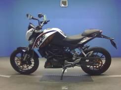 KTM 200 Duke, 2012