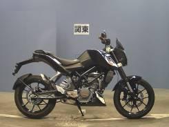 KTM 200 Duke, 2013