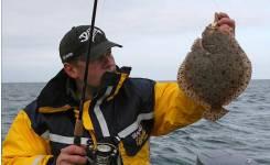 Аренда катера острова рыбалка камбала терпуг окунь треска . 8 человек, 50км/ч