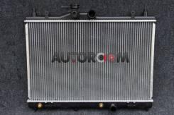 Радиатор охлаждения двигателя. Nissan: Wingroad, Micra C+C, Bluebird Sylphy, Cube, Micra, Tiida Latio, AD, Latio, Tiida, Juke, Grand Livina, Sylphy, S...