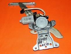 Стеклоподъемный механизм. Nissan Cube, ANZ10, AZ10, Z10 CG13DE, CGA3DE