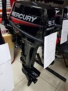 Mercury. 9,90л.с., 2-тактный, бензиновый, нога S (381 мм), 2019 год