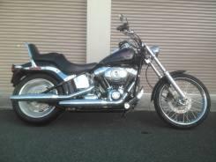 Harley-Davidson Softail Custom FXSTC, 2006