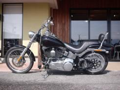 Harley-Davidson Softail Custom FXSTC, 2010