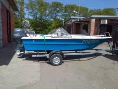 Лодка Касатка 515