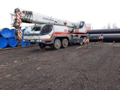 Аренда крана 50 тонн стрела 46 метров
