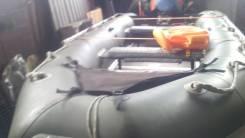 Лидер-380. 2005 год, длина 3,80м., двигатель подвесной, 15,00л.с., бензин