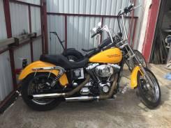 Harley-Davidson Dyna Low Rider, 2002