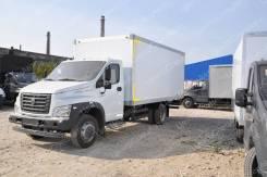 ГАЗ ГАЗон Next. Фургон изотермический ГАЗон Некст / С41R13 / С41R33, сэндвич-панель, 4 430куб. см., 4 420кг., 4x2