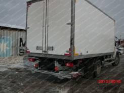 ГАЗ ГАЗон Next. Автофургон изотермический ГАЗон Некст С41R13/С41R33 с гидробортом, 4 430куб. см., 4 420кг., 4x2