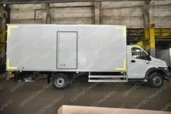 ГАЗ ГАЗон Next. Автофургон изотермический ГАЗон Некст / С41R13 / С41R33 сэндвич-панель, 4 430куб. см., 4 420кг., 4x2