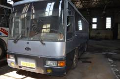 Kia Cosmos. Автобус КИА