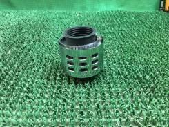 Фильтр возд. нулевик (d=38mm) металл с крышкой мотоцикл [00000007909]