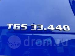 MAN TGS 33.440, 2020