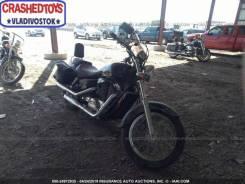 Honda Shadow 1100. 1 100куб. см., исправен, птс, без пробега