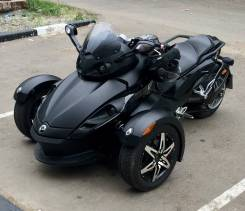 BRP Can-Am Spyder Roadster GS, 2008