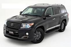 Капот- Elford Toyota Land Cruiser 200