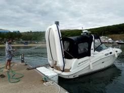 Searay Sundancer. 2005 год, длина 8,50м., двигатель стационарный, 400,00л.с., бензин