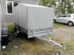 Прицеп МЗСА 817711 с тентом (кузов 1,37 м * 3,12 м)