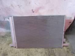 Радиатор кондиционера (конденсер) Skoda Octavia (A7) 2013>; Touareg