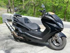 Yamaha Majesty 250. 250 куб. см., исправен, птс, без пробега