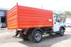 ГАЗ ГАЗон Next. Самосвал на шасси ГАЗон Некст / С41R13 / С41R33, 4х2, 4 430куб. см., 4 420кг., 4x2