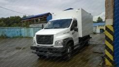 ГАЗ ГАЗон Next C41R33. Автофургон хлебный ГАЗон Некст / С41R13 / С41R33 (160-270 лотков), 4 420кг., 4x2