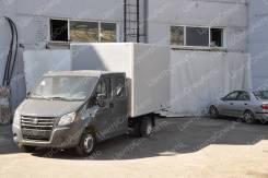 ГАЗ ГАЗель Next A22R22 Фермер. ГАЗель Некст Фермер Сэндвич, 2 690куб. см., 1 370кг., 4x2