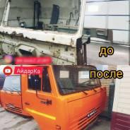 Кабина Камаз капитальный ремонт