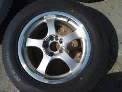 "Bridgestone. 7.0x17"", 4x114.30, 5x114.30, ET32"