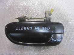 Ручка двери внешняя. Hyundai Accent, LC, LC2 D3EA, G4EA, G4EB, G4ECG, G4EDG, G4EK