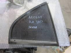 Стекло боковое. Hyundai Accent, LC, LC2 Hyundai Verna D3EA, G4EA, G4EB, G4ECG, G4EDG, G4EK