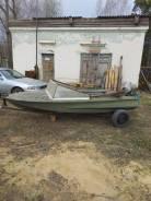 Продам лодку Обь-1М