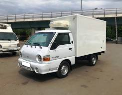 Hyundai Porter. , 2 200куб. см., 990кг., 4x2