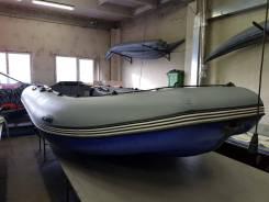 Лодка ПВХ Выдра JET 480 (c бронированием днища) в Хабаровске