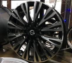 "Nissan. 8.0x20"", 6x139.70, ET35, ЦО 77,8мм. Под заказ"