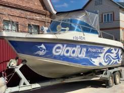 Продам катер Gladius Fantom Wa