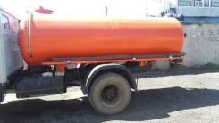 Ас бочка, ассенизаторская цистерна, объем 6.5 куб. м.